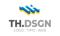 Logo TH.DSGN - Logo, TYPO, Web